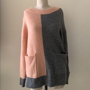 Vici's Hem & Thread sweater
